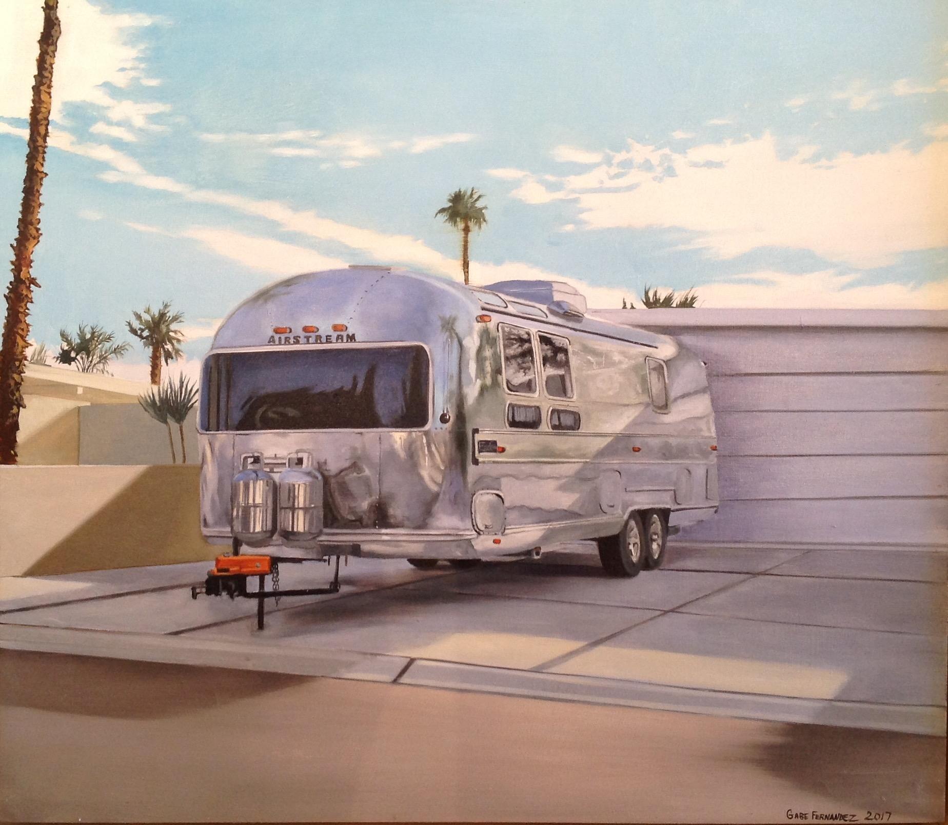 Palm Springs Airstream #2